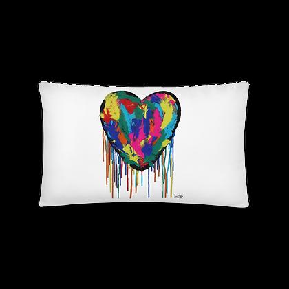 Heart Plumus - Basic Pillow