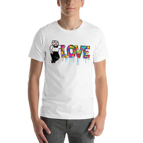 Lovus Lovus - Short-Sleeve Unisex T-Shirt