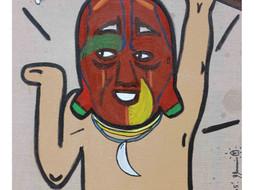 B. Boucau - Massaïus #5 (2019 - 65x54cm)