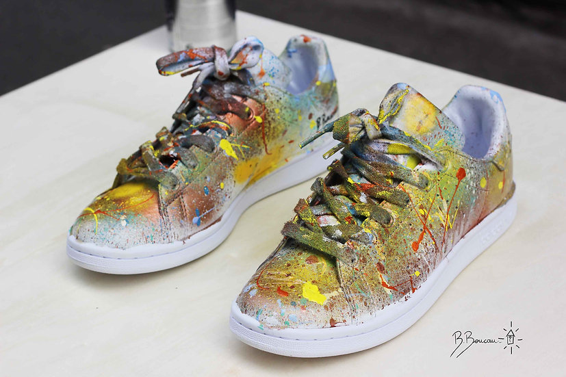 B.Boucau Splash Shoes