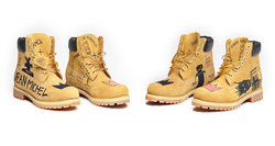 The BBP Timb Basquiat Shoes