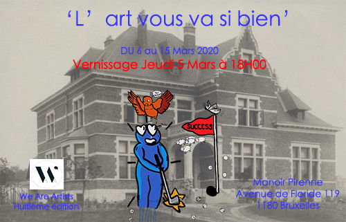 B.Boucau WE ARE ARTIST FLY 2020 MANOIR1-