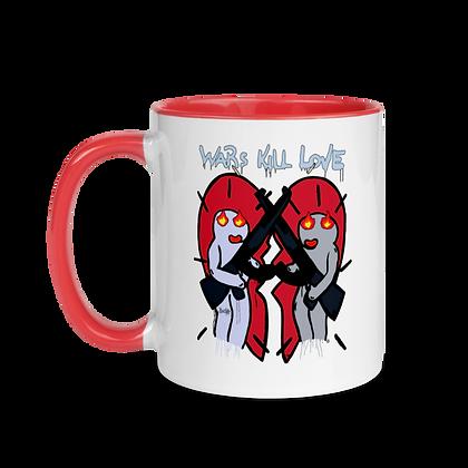 Warsus - Mug with Color Inside