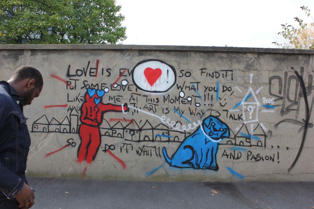 B.Boucau wild Art Love.jpg