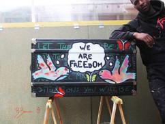 B.Boucau We Are Freedom Trunk oustide 2.