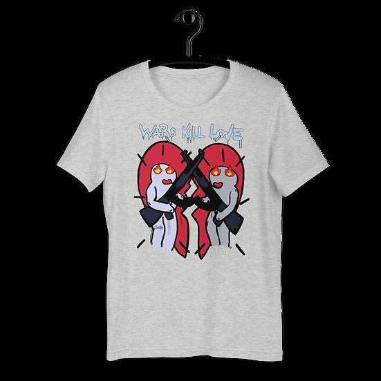 Warsus - Short-Sleeve Unisex T-Shirt
