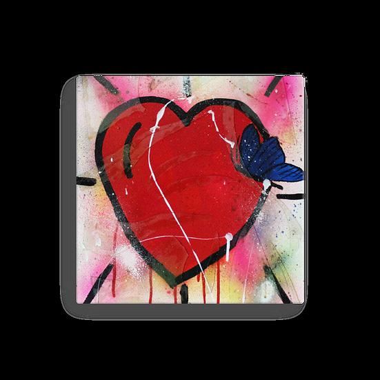 Heart Breakus - Canvas