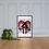 Thumbnail: Warsus - Framed matte paper poster