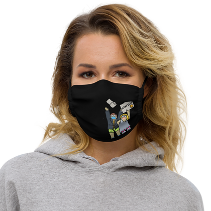 Stay Safe - Premium face mask