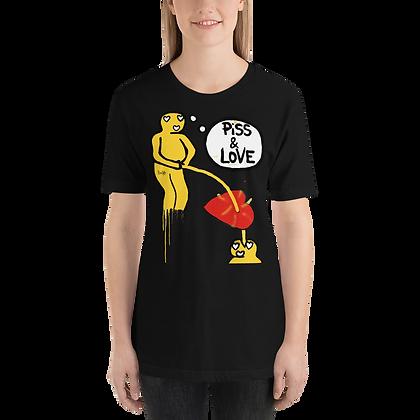 Piss And Lovus - Short-Sleeve Unisex T-Shirt