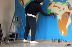 Boukko Working Sos Villages d'enfants June 2021