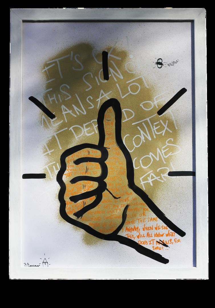 B. Boucau - Handus #4 (2019 - 29,7x42cm)