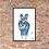Thumbnail: Feelus #5 - Framed matte paper poster