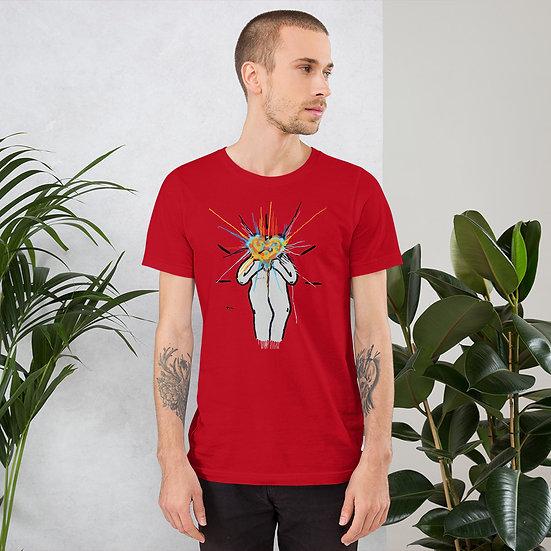 Splash Lovus #1 - Short-Sleeve Unisex T-Shirt