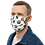 Thumbnail: Peace And Love - Premium face mask