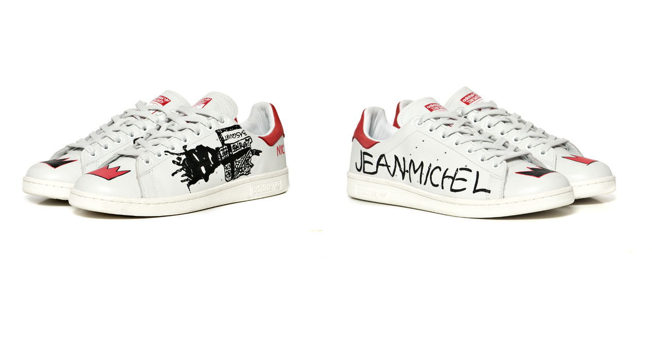 The BBP Basquiat Shoes