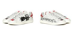 The BBP Basquiat Shoes