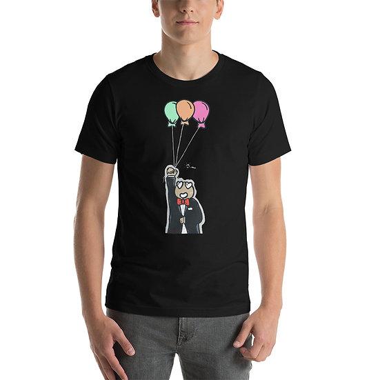 Balloonitus #1 - Short-Sleeve Unisex T-Shirt