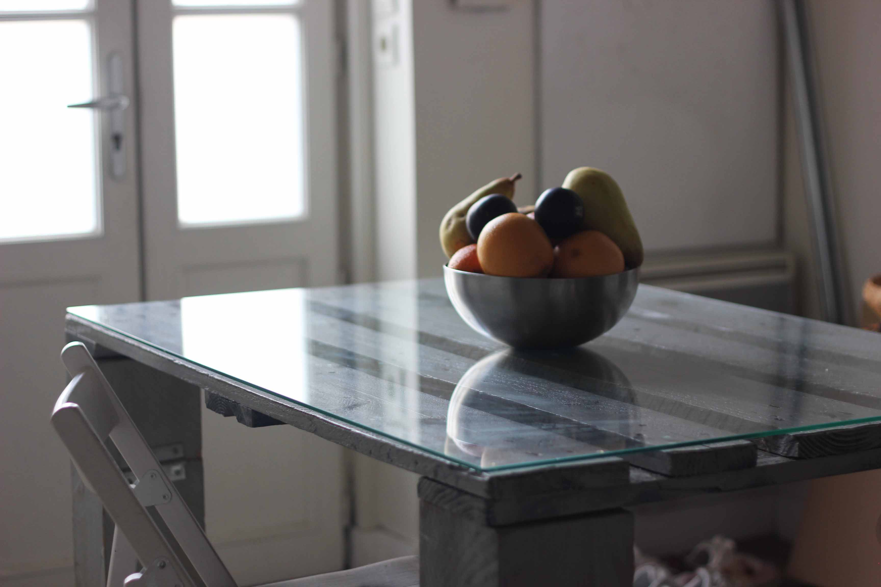 Boukko Heathus Table Grey Detail 2020