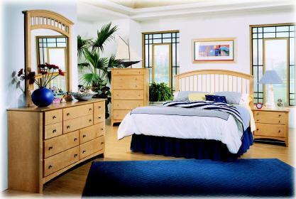Feng Shui en el dormitorio.
