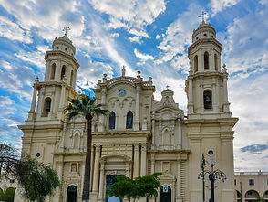 Assumption Cathedral - Hermosillo, Sonor