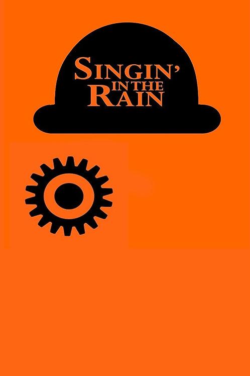 Singing in the Rain - Clockwork Orange
