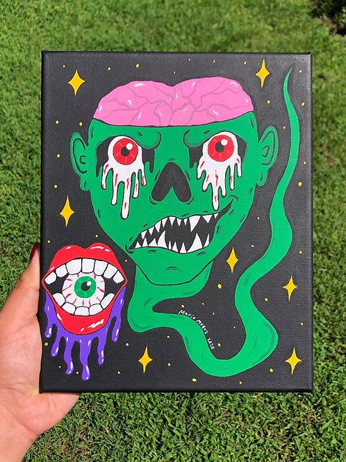 Brain Dead by Mario Muñoz