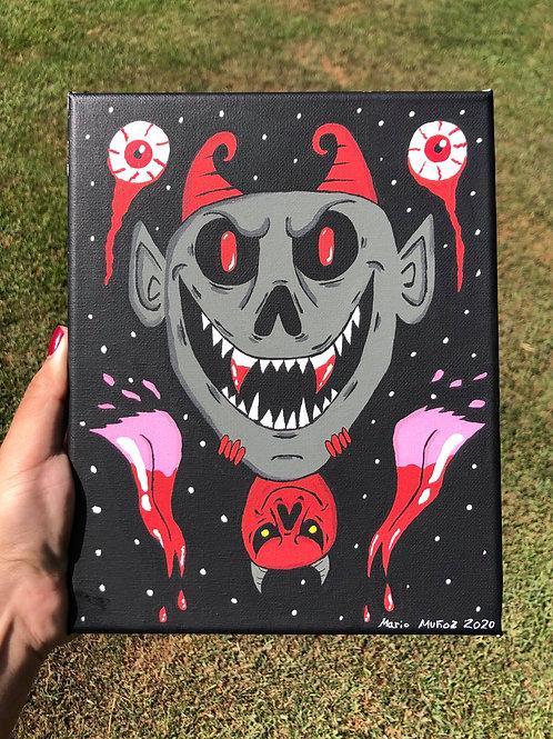 Cosmic Devils by Mario Muñoz