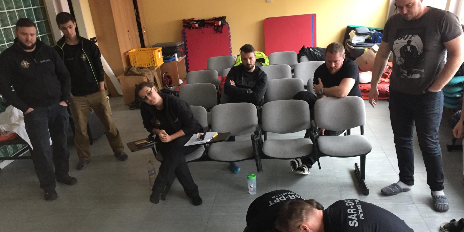 Výcvik u ZZS