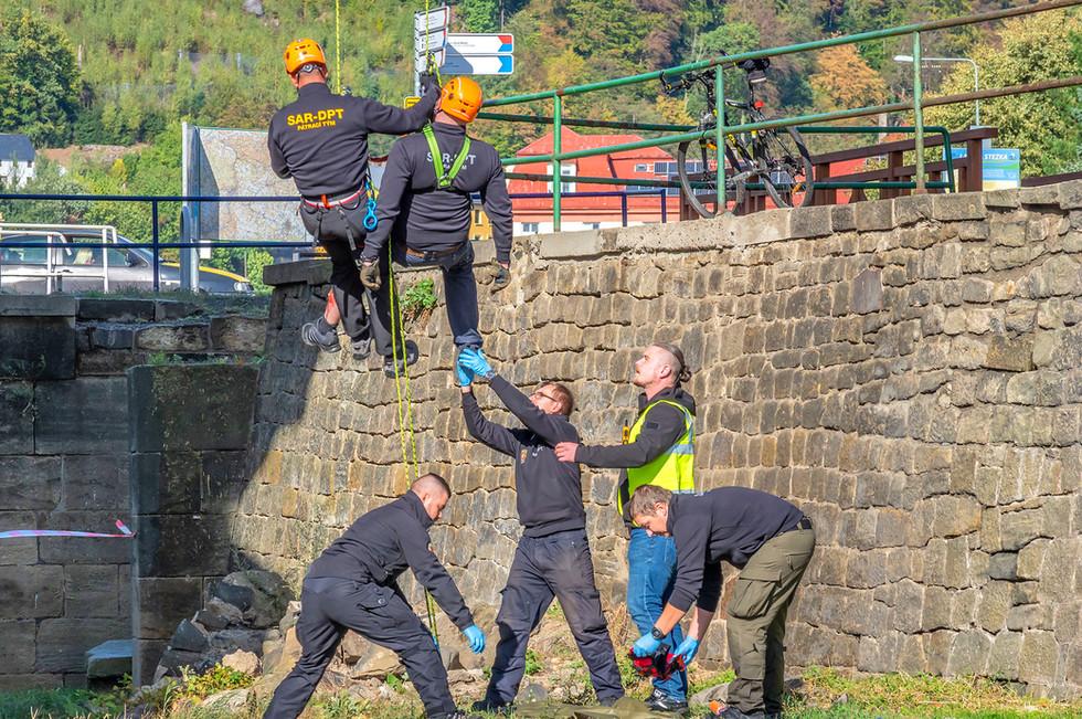 Výcvik - lezecká