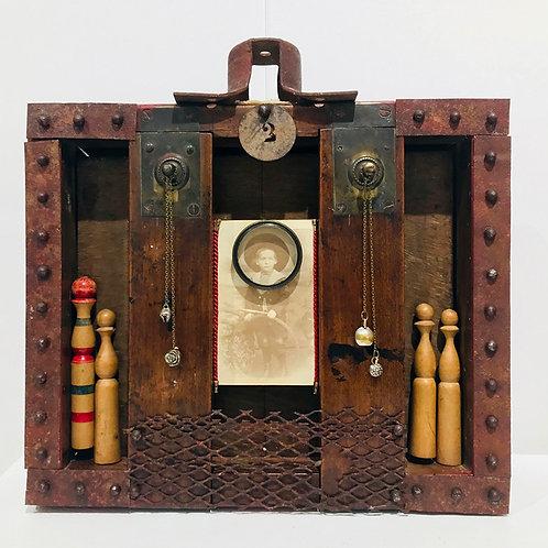 Cabinet de curiosités - N°1