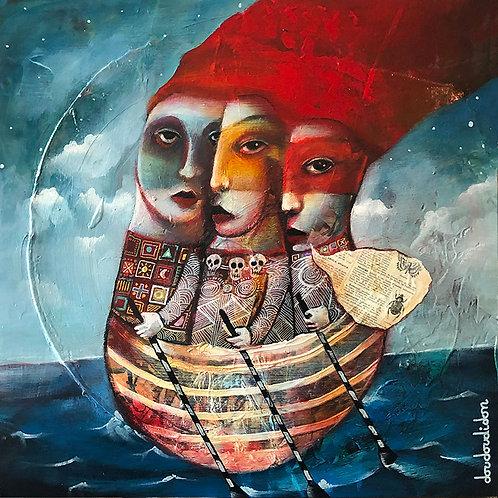 La Barque d'Avalon