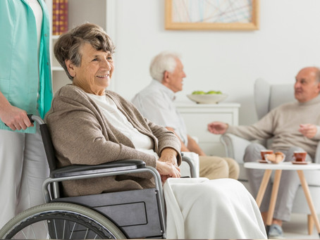 The Difference Between Assisted Living and Nursing Homes
