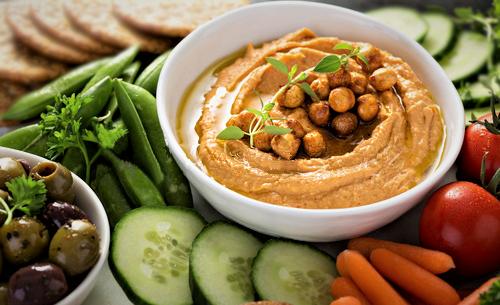 Homemade Hummus with Vegan Alternatives, vegan hummus