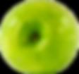 Green Apple back