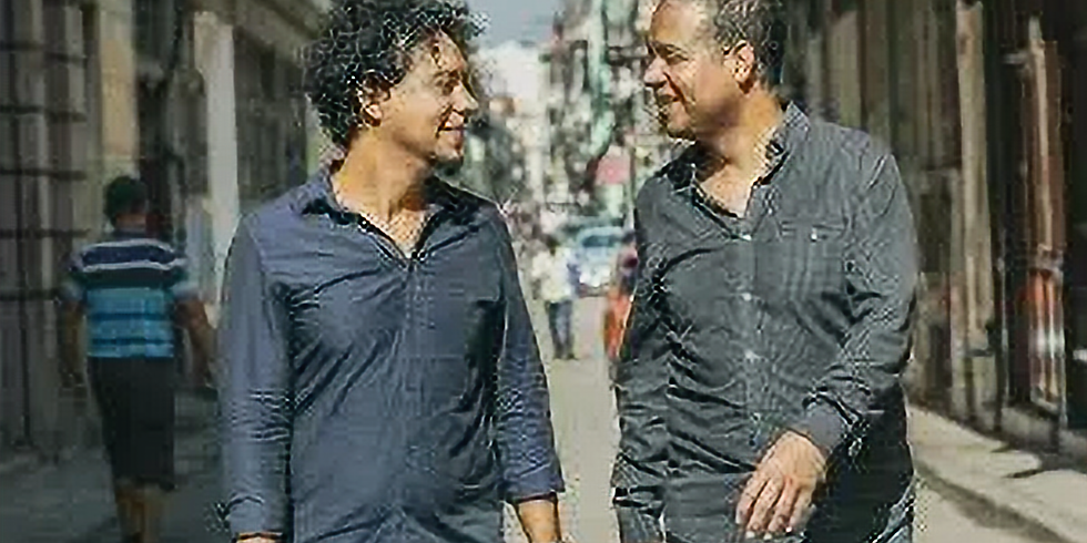 CMSDetroit Presents Ilmar Gavilan & Aldo Lopez-Gavilan