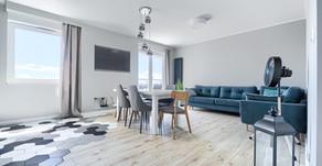 EXCLUSIVE View Apartment w budynku przy ulicy Bandurskiego 95 w Szczecinie.