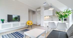 Apartament 44 w Rezydencja Park w Mielnie.