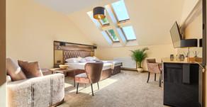 Apartament 3 w obiekcie Weranda Apartments w Morzyczynie.