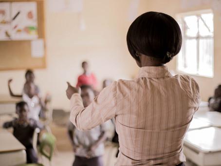Ministério Educacional com Refugiados