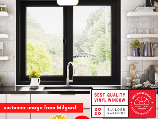 Have you noticed the trend in design around black window reveals?
