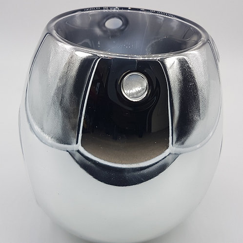 Wax Melter  Electroplated Silver