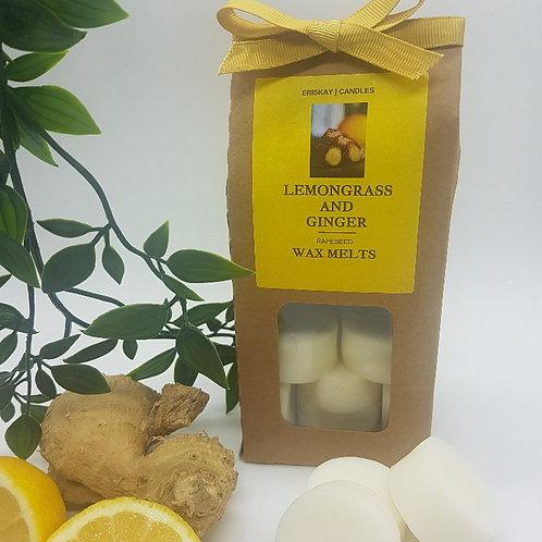 Wax Melt Lemongrass & Ginger