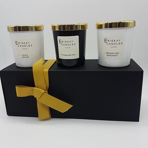 Votive Trio Gift Set