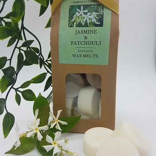 Wax Melt Jasmine & Patchouli