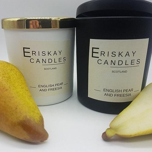 English Pear and Freesia