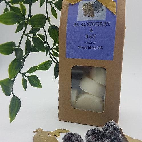 Wax Melts Blackberry & Bay