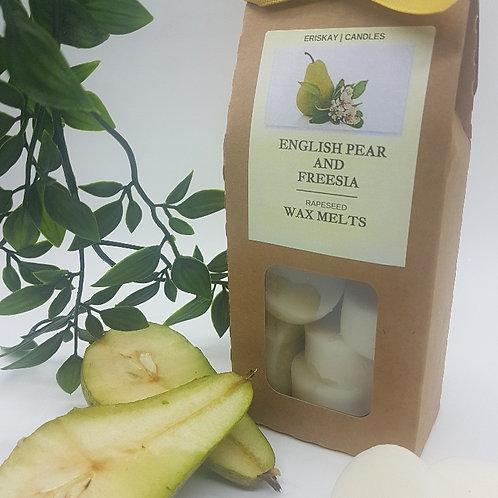 Wax Melt English Pear & Freesia