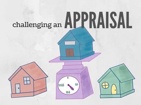 I Challenged My Property's Appraisal and Got $20,000 More
