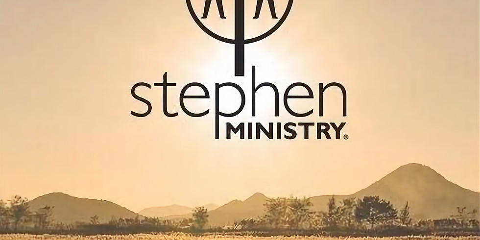 Stephen Ministry Commission